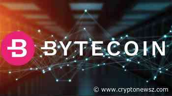 Bytecoin Price Analysis - BCN Predictions, News and Chart - May 28 - CryptoNewsZ