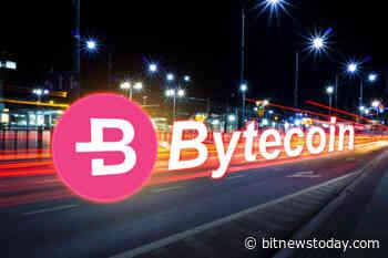 Bytecoin (BCN) Releases Roadmap For - https://bitnewstoday.com/