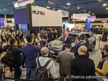 The New Luxury and Intelligent SUV Aion LX Exhibited by GAC NE Has Made a Buzz at Ces2020 - Yahoo Finance