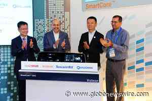 Visteon collaborates with Tencent to launch SmartCore domain controller on new Aion LX electric vehicle platform from GAC - GlobeNewswire