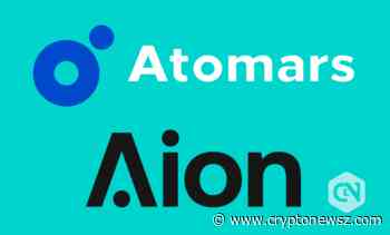 AION is Going to Be Listed on Atomars Exchange - CryptoNewsZ