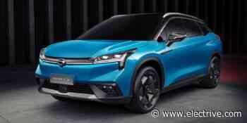 China: GAC debuts long-range e-SUV Aion LX - www.electrive.com