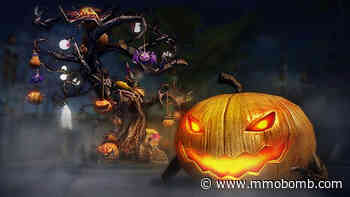 Yep! More Halloween Events! The Pumpkin King Returns To Aion - MMOBomb