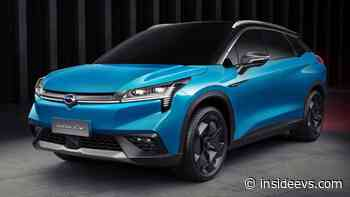 Meet The 404-Mile (NEDC) GAC Aion LX Electric Premium SUV For China - InsideEVs