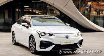 Chinese E-Car Brand Aion to Set Up Tel Aviv Showroom in Early 2020 - CTech