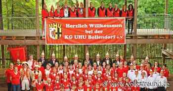 6 x 11 Jahre: KG Uhu Bollendorf feiert Jubiläum. - Trierischer Volksfreund