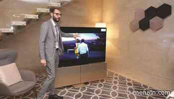 Qatar- Fifty One East and Bang & Olufsen unveil the 'Beovision Harmony TV, Beosound Stage Soundbar' - MENAFN.COM