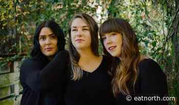 One Day in Victoria: Alt-folk harmony-based trio Fox Glove - Eat North