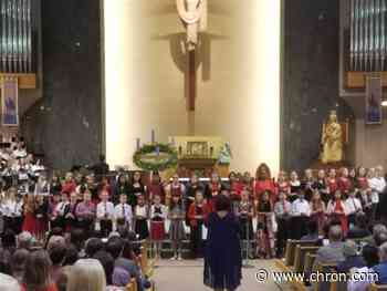 One 'a-chord': churches sing together in perfect harmony - Chron