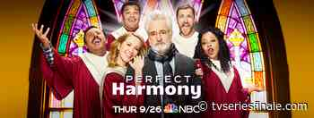 Perfect Harmony: Season One Ratings - canceled + renewed TV shows - TV Series Finale
