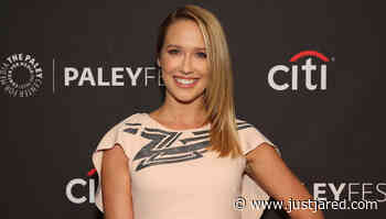Anna Camp Says Ginny on 'Perfect Harmony' is One of Her Most Favorite Characters She's Played - Just Jared