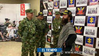 Ejército recupera a Octavio Sánchez Correa, secuestrado por el Eln - El Tiempo