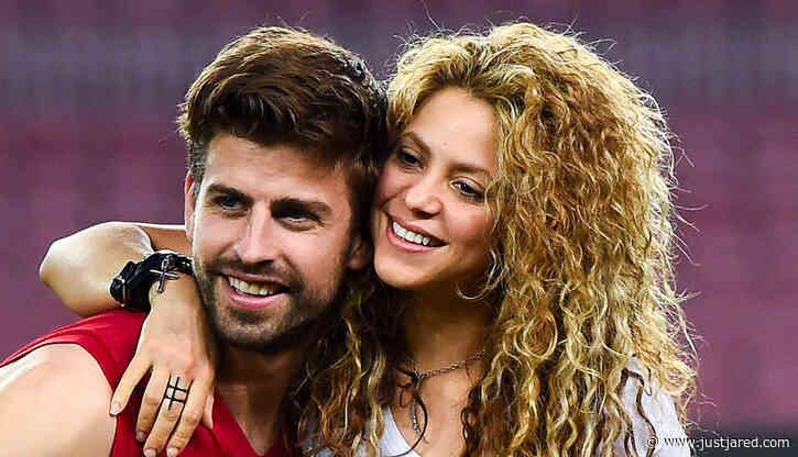 Here's Why Shakira's Partner Gerard Piqué Wasn't at Super Bowl 2020