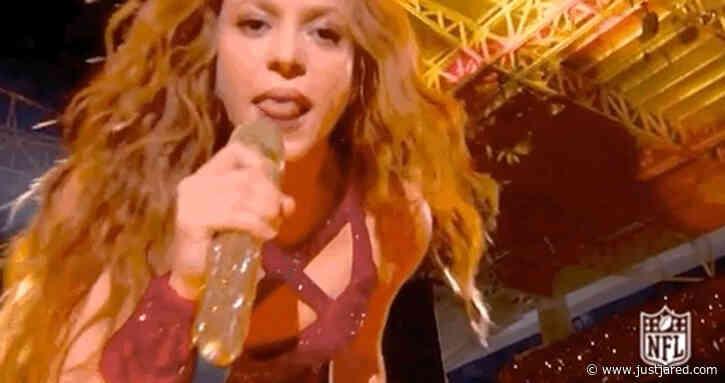 There's Significance Behind Shakira's Viral Tongue Moment at Super Bowl 2020