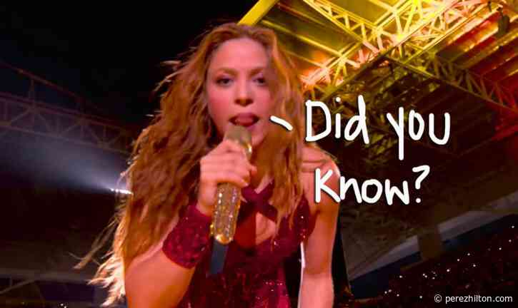 Shakira's Tongue Steals The Super Bowl Halftime Show With Most Memed Moment — But It Has Special Meaning!