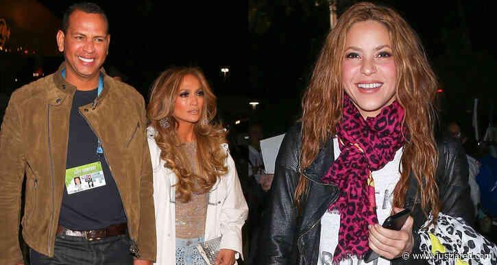 Jennifer Lopez & Shakira All Smiles After Amazing Super Bowl 2020 Halftime Show!