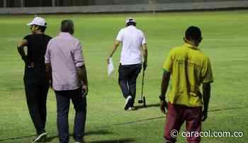 Estadio de Magangué fue aprobado para partidos de Real Cartagena - Caracol Radio