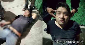Presuntos ladrones se salvan de ser linchados en Tlaxcalancingo y Acatepec - MTPNoticias