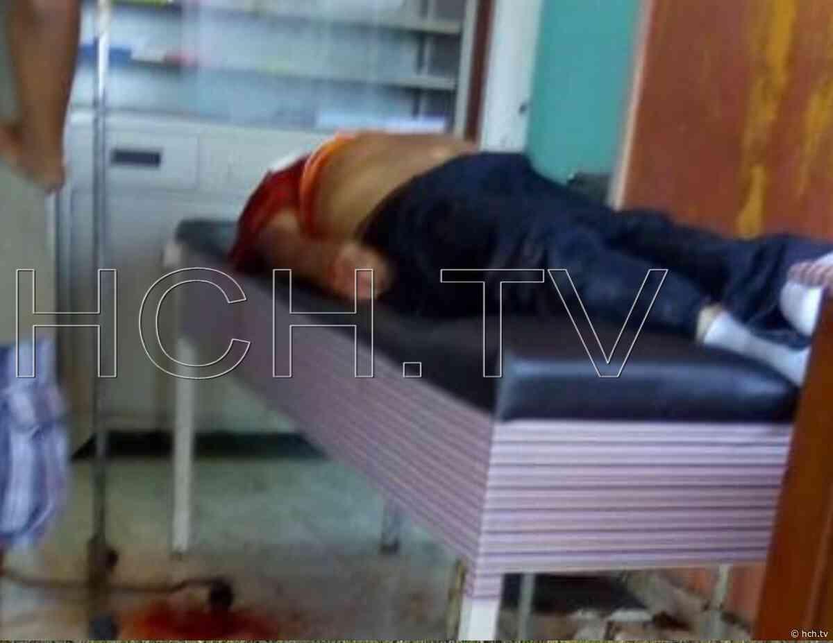 A disparos ejecutan un hombre en Salamá, Olancho - hch.tv