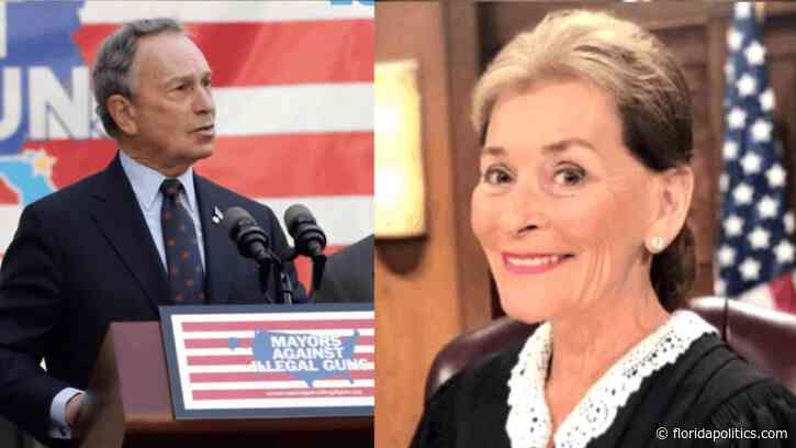 'Judge Judy' Sheindlin rules for Mike Bloomberg in new campaign ad - Florida Politics