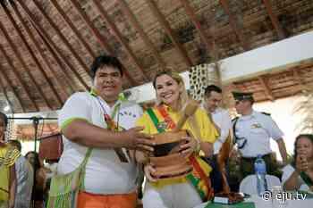 Estamos en Rurrenabaque festejando el aniversario de este hermoso municipio, por la mañana… - eju.tv