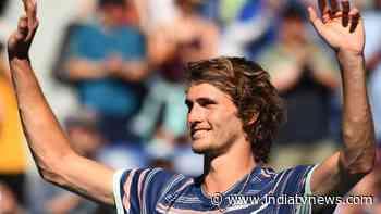 Australian Open: Alexander Zverev storms into semifinal with win over Stanislas Wawrinka - India TV News