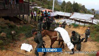 Identifican a las cinco víctimas de la reciente masacre en Jamundí - El Tiempo