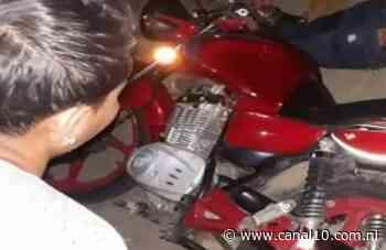 Motociclista murió tras sufir un accidente de tránsito en Nagarote - canal10.com.ni