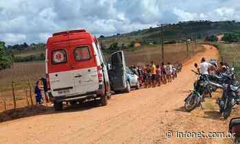 Homem é encontrado morto em povoado de Pacatuba - Infonet