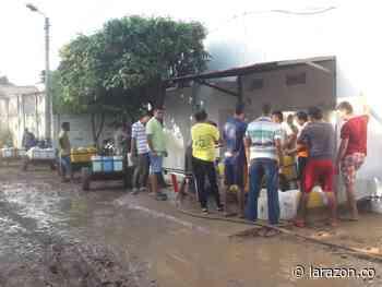 Hoy llegaría el agua potable a Ciénaga de Oro - LA RAZÓN.CO