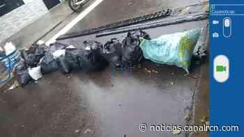 El Cazanoticias: en Aguachica no recogen la basura hace más de ocho días - Canal RCN