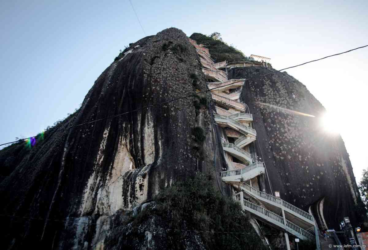 Piedra de El Peñol estará cerrada hasta el próximo sábado - La FM