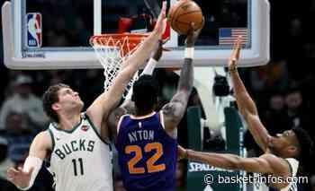 Brook Lopez machine à contres face aux Suns ! « Quand le match a commencé, Eric a dit : 'On doit utiliser Brook le plus possible' » - Basket Infos