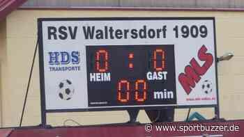 Vier neue Spieler für den RSV Waltersdorf 09 - Sportbuzzer