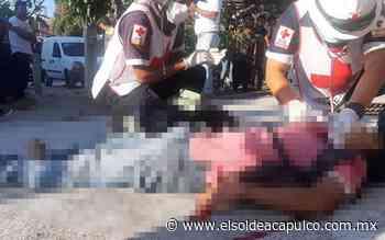 Asesinan a hombre cerca del viejo libramiento a Tixtla - El Sol de Acapulco