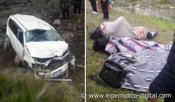 Mueren tres profesores en accidente de tránsito en Colquiri - elperiodico-digital.com