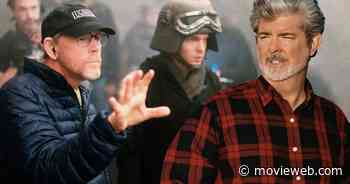 The Star Wars Fandom Advice Ron Howard Got from George Lucas