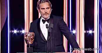 Joaquin Phoenix Lashes Out Against the Film Industry's 'Systemic Racism' in BAFTAs Joker Speech