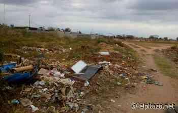 Convertido en basurero el Paseo de la Juventud en Villa del Rosario - El Pitazo
