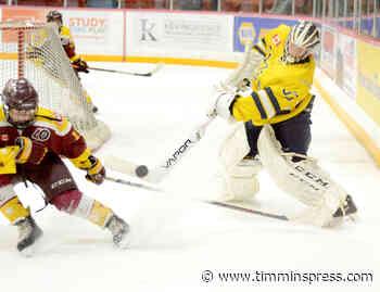 Majors fail to ground Flyers - Timmins Press
