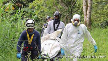 Hallado cuerpo sin vida de un hombre en zona rural de Calarcá - La Cronica del Quindio
