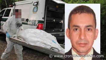 Identificado cuerpo hallado en zona rural de Calarcá - La Cronica del Quindio