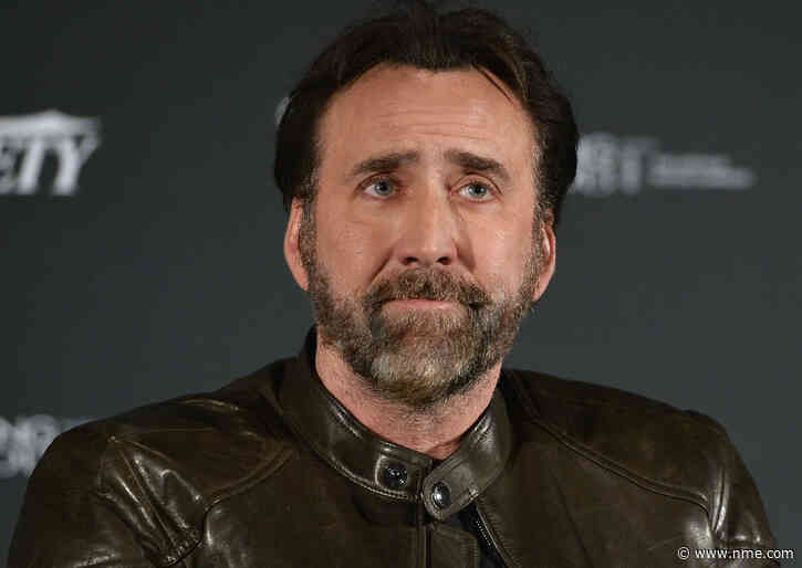Cageception: Nicolas Cage's new film about himself and starring himself gets release date