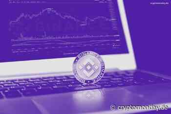 Binance Coin Whale Alarm – 2.29 Mio. BNB bewegt - CryptoMonday