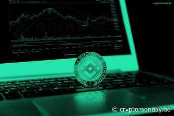 Binance Coin (BNB) legt zu und kämpft um Platz 6 auf CoinMarketCap – Wir haben die Hintergründe - CryptoMonday