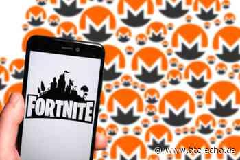 Fortnite: Jetzt Zahlungen mit Monero (XMR) möglich - BTC-ECHO