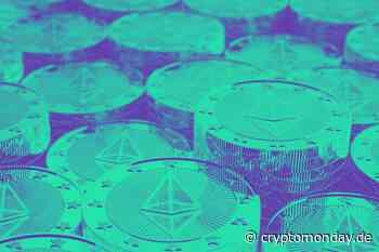 Ethereum bullish wegen All Time High: 3 Mio. ETH in DeFi Apps gelocked - CryptoMonday