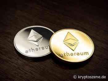 Ethereum Kurs Prognose: ETH/USD-Kurs klettert 5 Prozent und nähert sich 135 - Kryptoszene.de