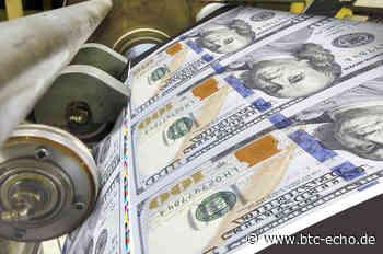Tether druckt 100 Millionen USDT: Was das für den Bitcoin-Kurs bedeutet - BTC-ECHO