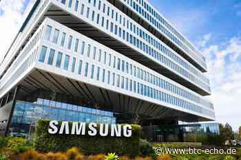 Tron-Kurs (TRX) steigt nach Samsung-Integration - BTC-ECHO Bitcoin & Blockchain Pioneers